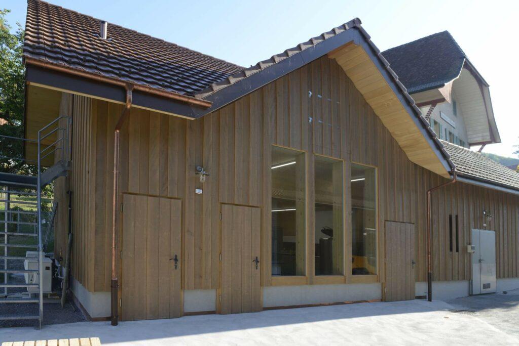 Referenzen Fassadensanierungen